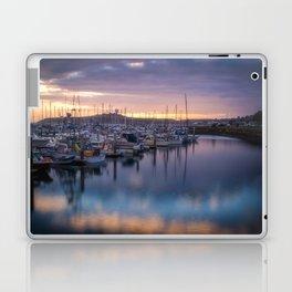 Nature's Hues Sunset at Half Moon Bay Laptop & iPad Skin