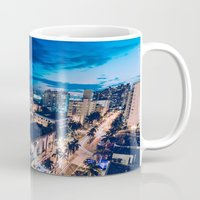 tapestry Mugs featuring Tapestry by jmdphoto