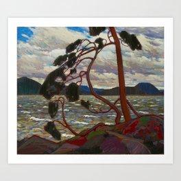 Tom Thomson - The West Wind Art Print