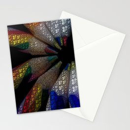 Heartful of Pencils Stationery Cards