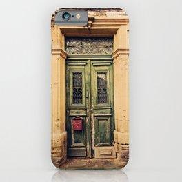 Nicosia Doorway iPhone Case