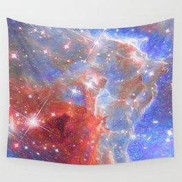 Star Factory Wall Tapestry