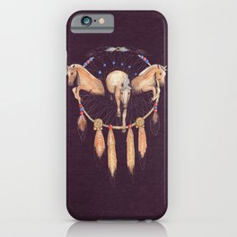 Wild Dreams iPhone Case