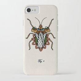 Hexapodia - Fig  4 iPhone Case