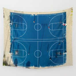 Basket 2 Wall Tapestry