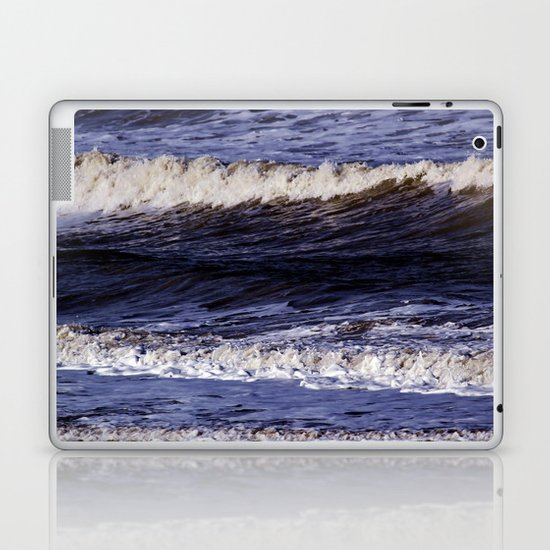 To the sea, to the sea... Laptop & iPad Skin