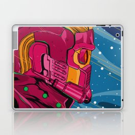 Starlord Guardians of the galaxy Laptop & iPad Skin