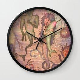 Omutnitsa's Reunion Wall Clock