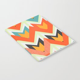 Shapes of joy Notebook