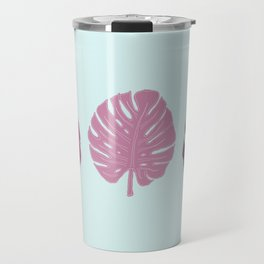 Pink is the new Green Travel Mug