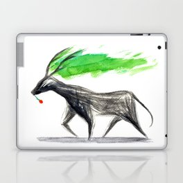 dark deer Laptop & iPad Skin