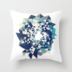 Datadoodle Burst Throw Pillow