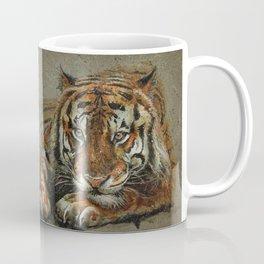 Tiger background Coffee Mug
