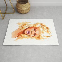RuPaul - Supermodel - Pop Art Rug