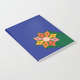Summer Starburst Notebook