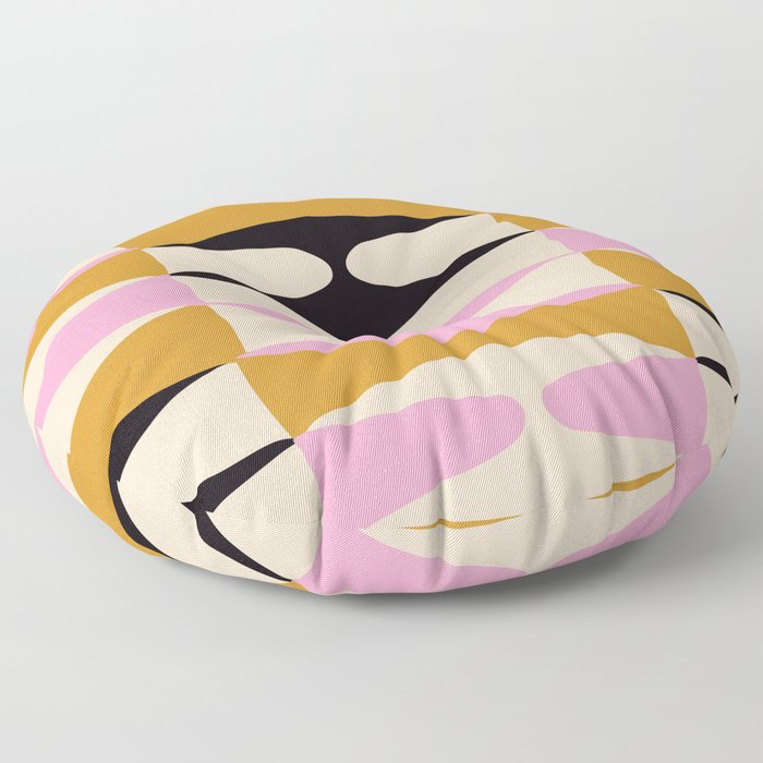 Zaha Dama Floor Pillow
