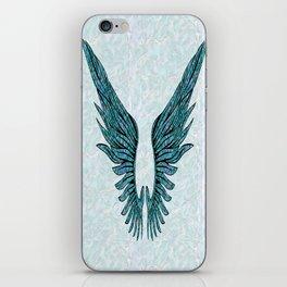 San Francisco Angel Wings 01 iPhone Skin