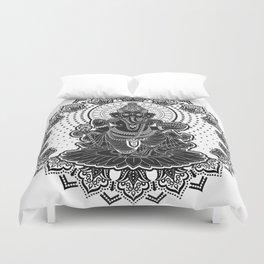 Ganesha Duvet Cover