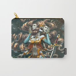 Janus, Goddess of War and Peace Carry-All Pouch