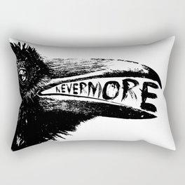 Nevermore Rectangular Pillow