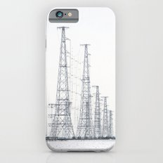 towers and wires Slim Case iPhone 6s