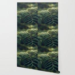 Green and Golden Wallpaper