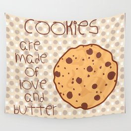 Cookies Wall Tapestry