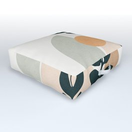 Soft Shapes III Outdoor Floor Cushion