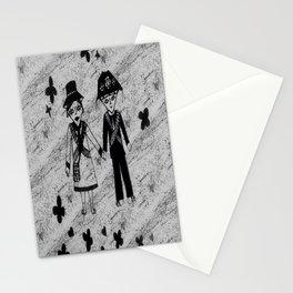 Lampiao e Maria Bonita love Stationery Cards