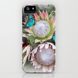 The King Protea iPhone Case