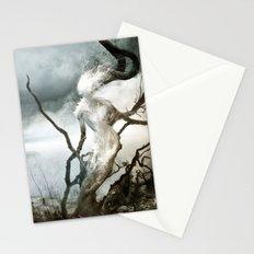 Dame Blanche pour Château Noir Stationery Cards