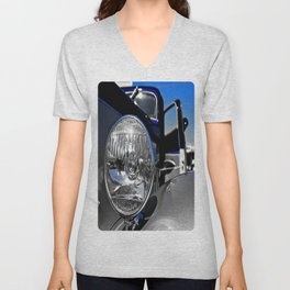 Ford Classic View Unisex V-Neck