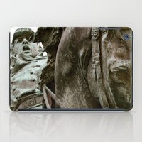 heroes iPad Cases featuring Heroes by LessThanThr3ee
