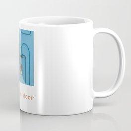 Moroccan Door Coffee Mug