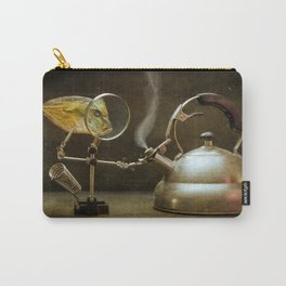 Fish and Kettle Carry-All Pouch