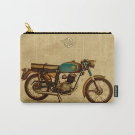 Ducati 125 Aurea 1958 Carry-All Pouch