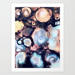 Ink 01 Art Print