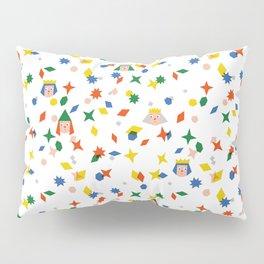 Confetti King  Pillow Sham
