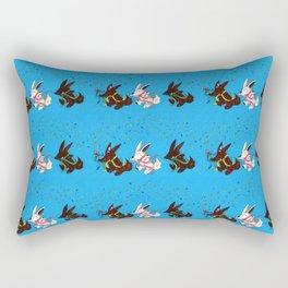 Chocolate Parade Rectangular Pillow