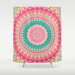 Mandala 214 Shower Curtain