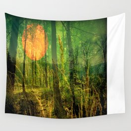 Countryside Wall Tapestry