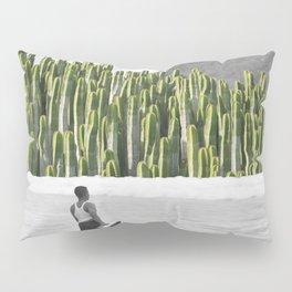 Succulent Resistance Pillow Sham