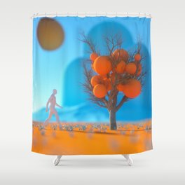 FROOT Shower Curtain