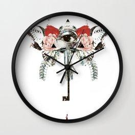 EROS Wall Clock