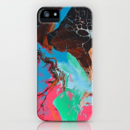 Kystes iPhone Case