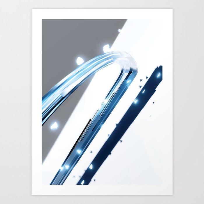 Moment of Reflection Art Print