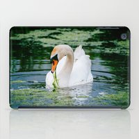 swan iPad Cases featuring Swan by Robin Öijer Photography