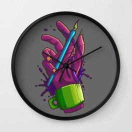 Vulnerable Wall Clock