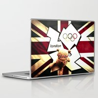 patriotic Laptop & iPad Skins featuring Patriotic Palin by Palin