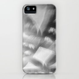 A Past of Prisms iPhone Case